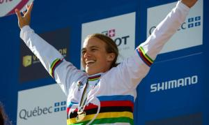 Tracy Moseley World Champion 2011